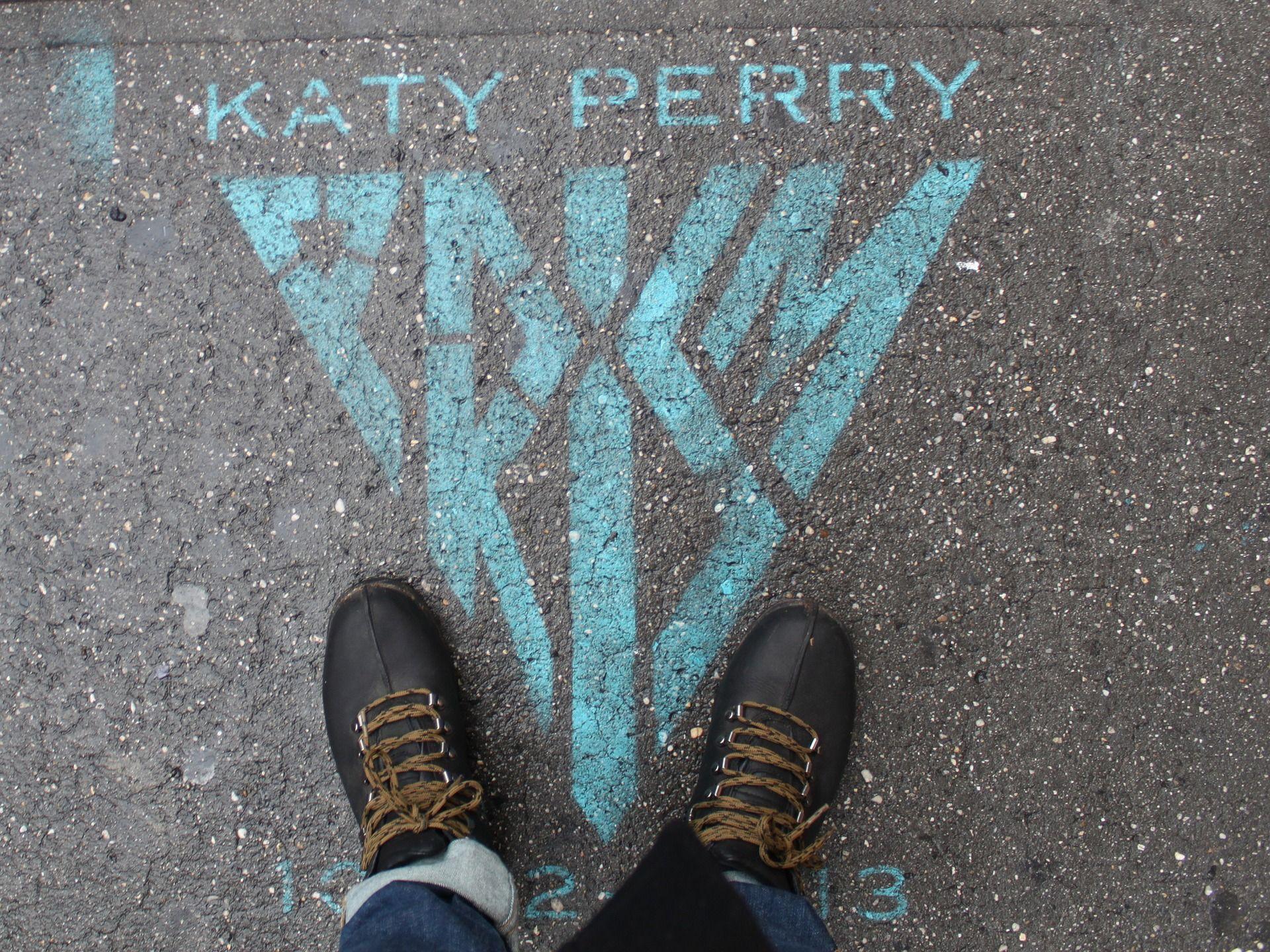 "Katy Perry annonce son nouvel album ""Smile"""