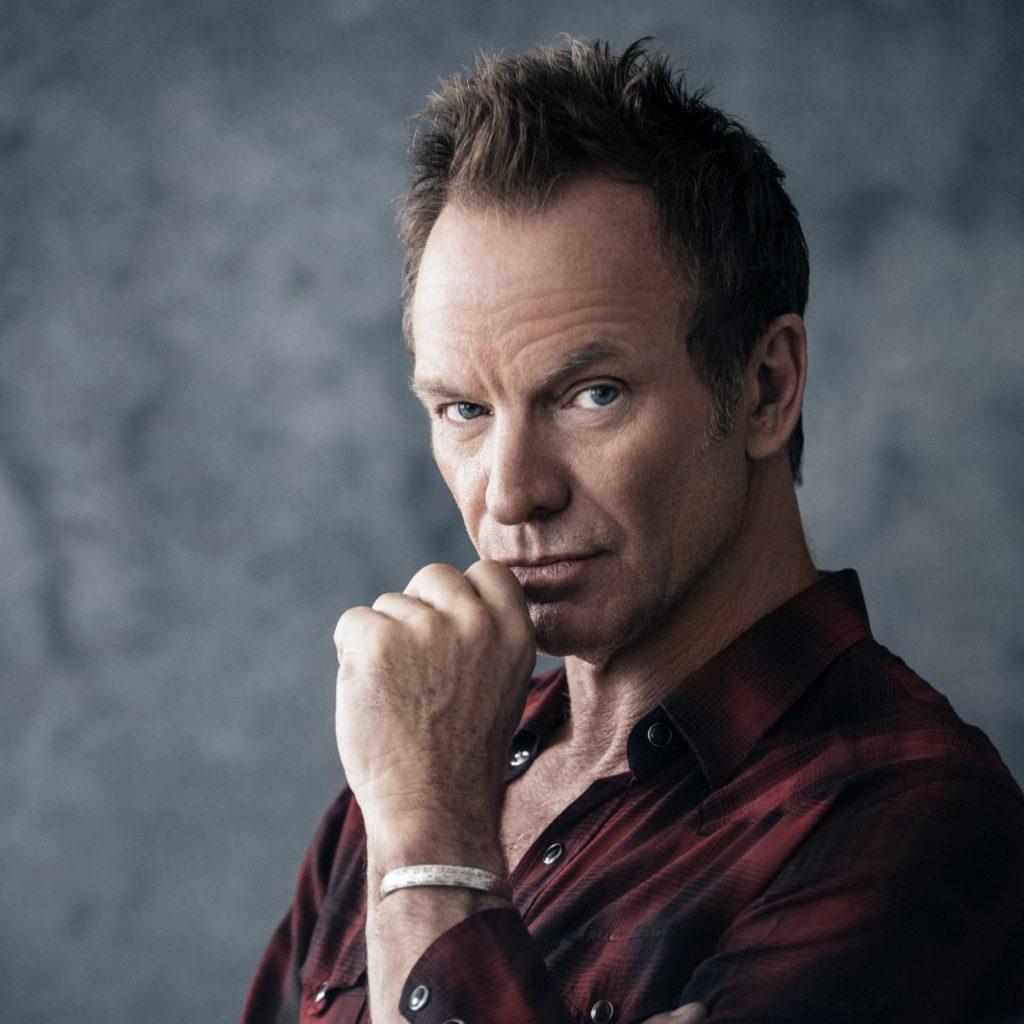 Un nouvel album en préparation pour le chanteur Sting